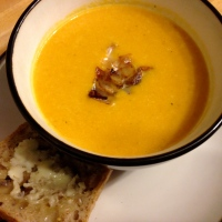 Fall Recipes: Butternut Squash Soup