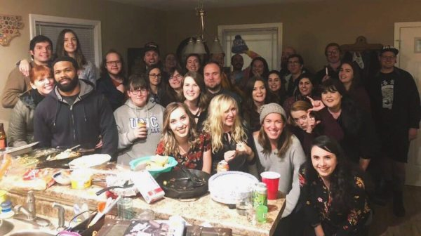 Friendsgiving 2018